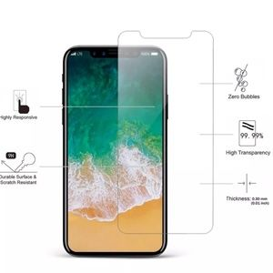 Premium HD Tampered Glass for iPhone x